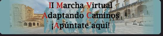 Inscribirse en la II Marcha virtual